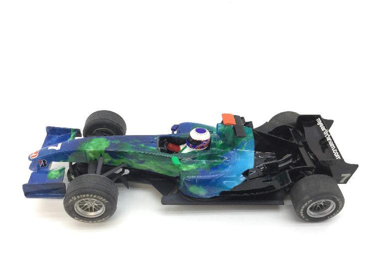 Coche slot hornby honda racing f1