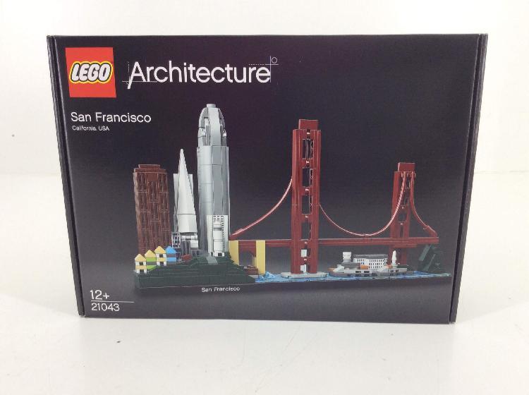 Juego de construccion lego 21043