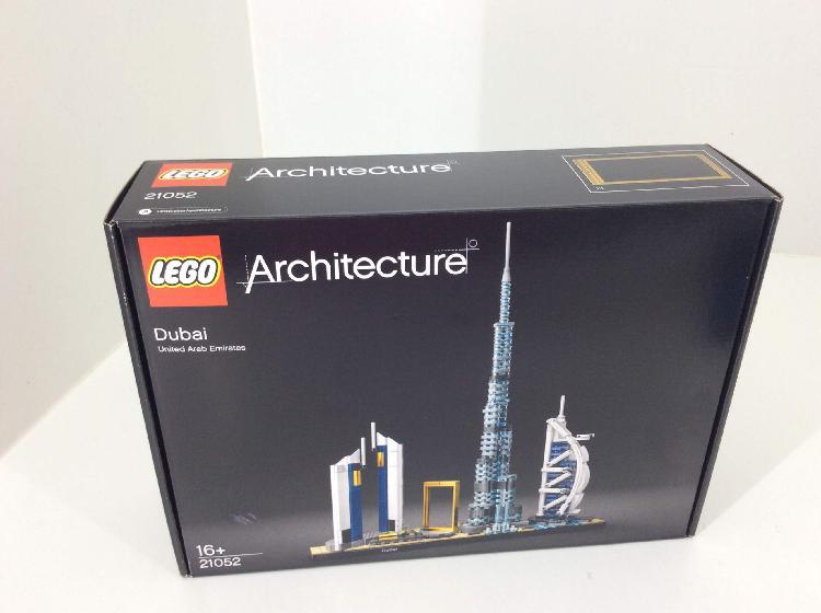 Juego de construccion lego 21051