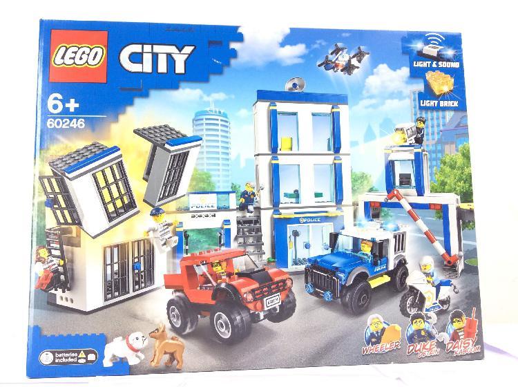 Juego de construccion lego 60246