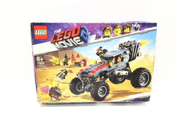 Juego de construccion lego 70829 lego the lego movie 2