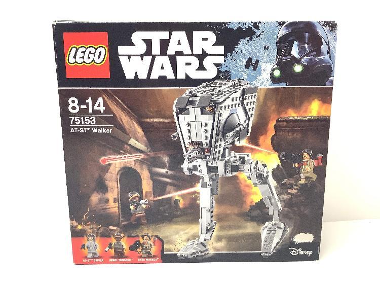 Juego de construccion lego 75153