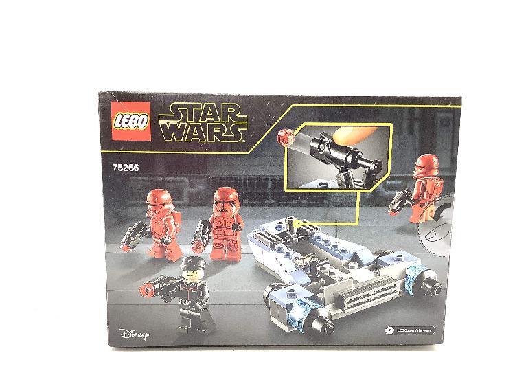 Juego de construccion lego 75266