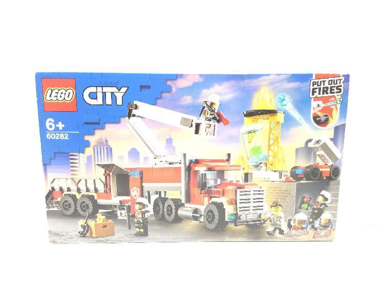 Juego de construccion lego city
