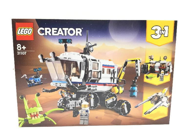Juego de construccion lego creator 31107