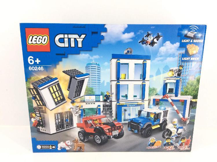 Juego de construccion lego lego city 60246