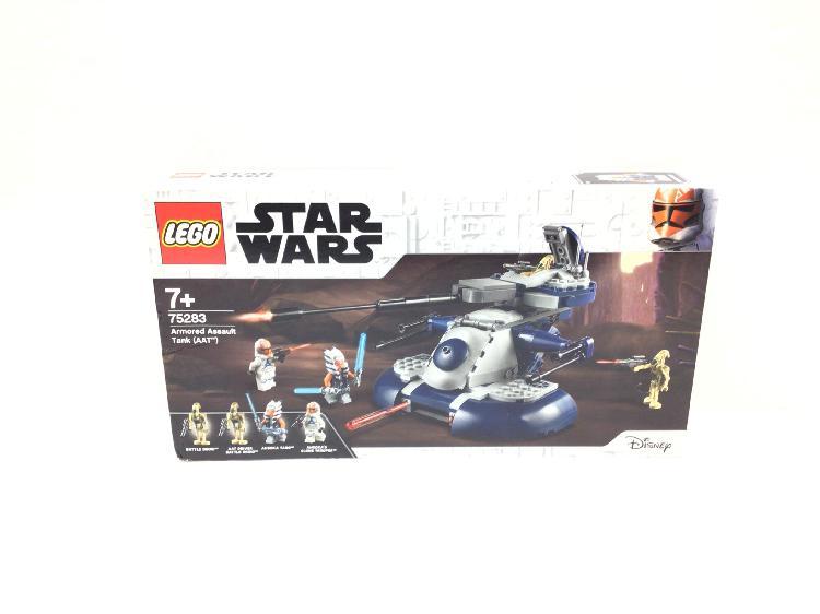 Juego de construccion lego lego star wars tanque blindado de