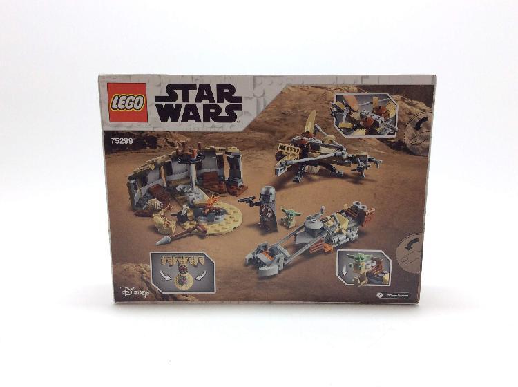 Juego de construccion lego star wars 75299