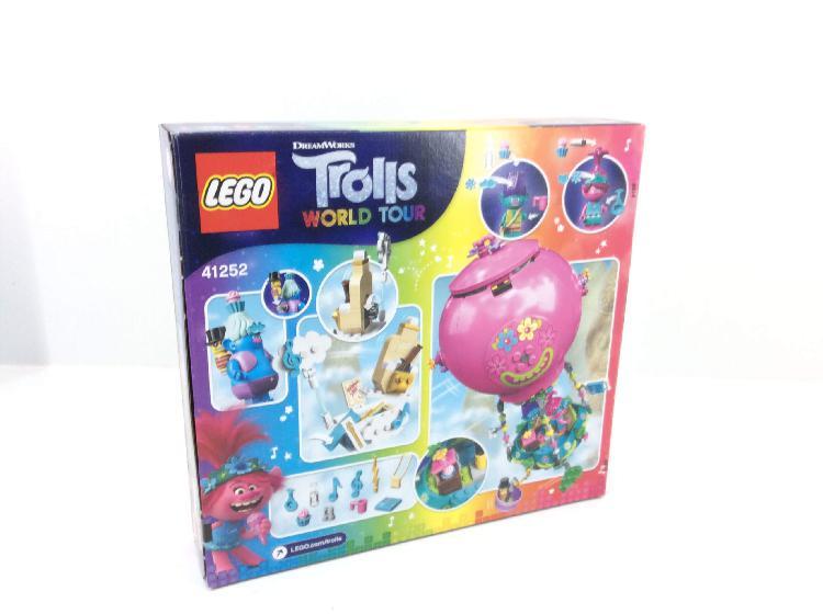 Juego de construccion lego trols world tour 41252