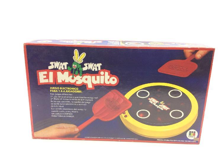 Juegos de mesa diset el mosquito