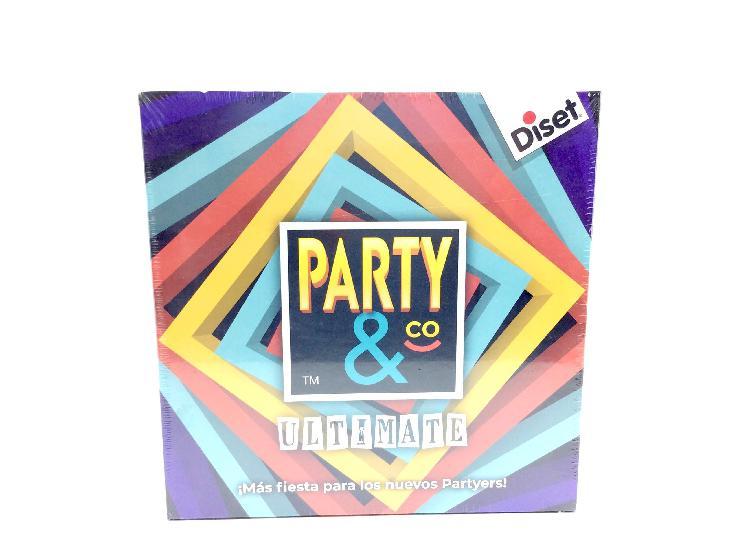 Juegos de mesa diset party & co ultimate