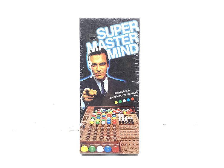 Juegos de mesa diset super mastermind