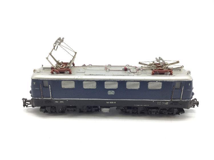 Locomotora escala h0 marklin 3034