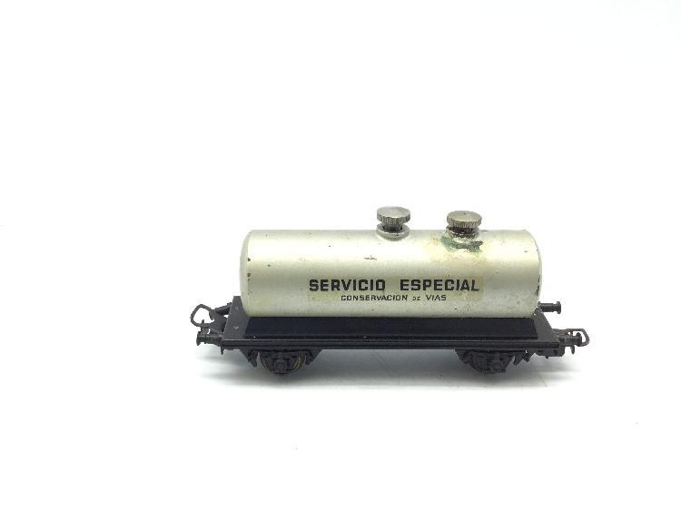 Vagon escala h0 electrotren 1401