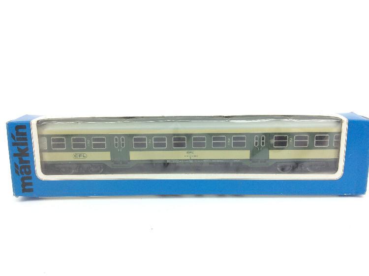 Vagon escala h0 otros 4126