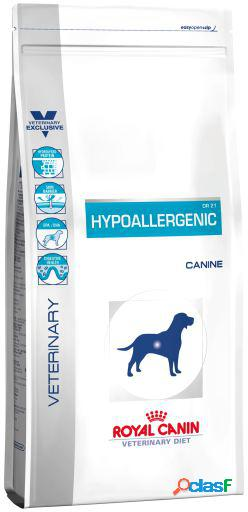 Pienso hypoallergenic dr21 canine 14 kg royal canin