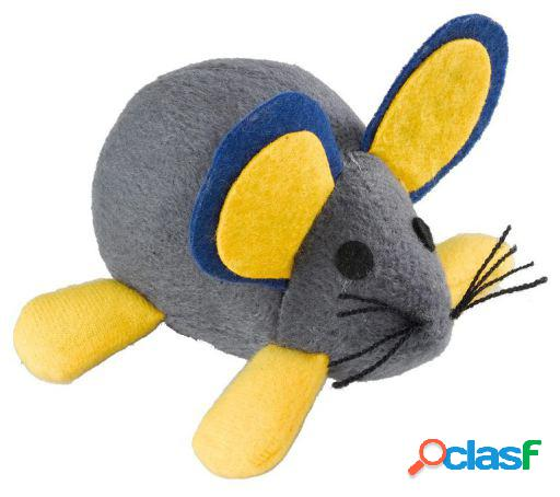 Pa 5007 cloth mouse w spring ferplast