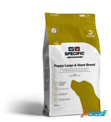 Cpd-xl puppy large & giant breed 12 kg specific