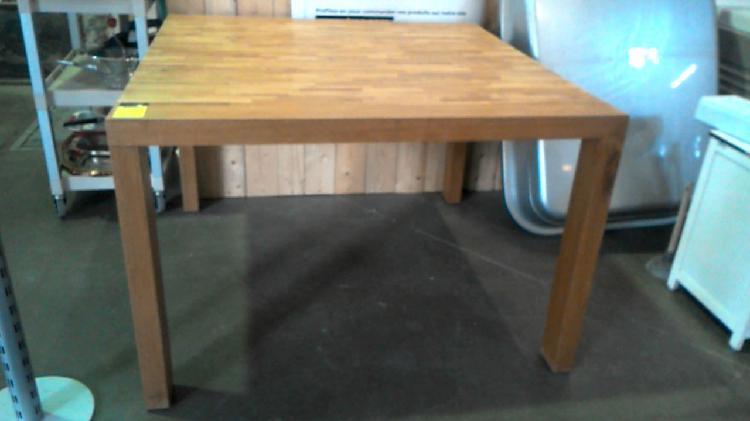 Compre la oportunidad de table sam moderne 78/120/120