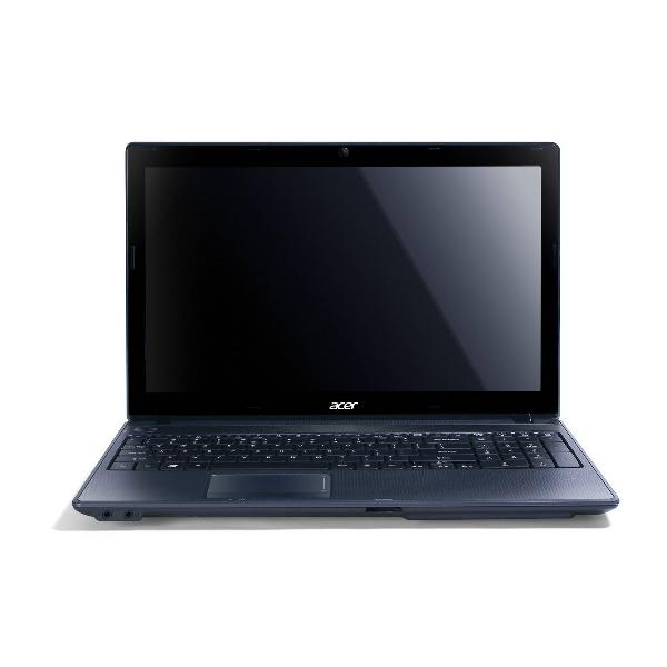 Portátil acer dual core 4gb 750gb hdd 15.6