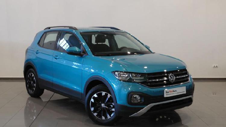 Volkswagen t-cross 1.0 tsi advance