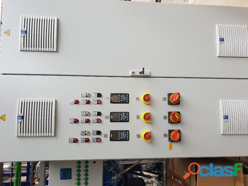 Empresa de fontanería,electricidad,clima y calefacción 1