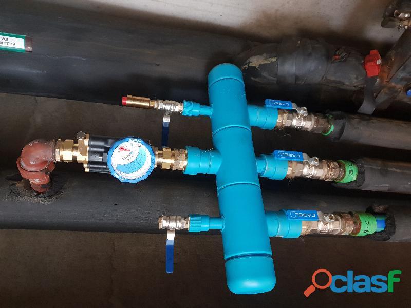 Empresa de fontanería,electricidad,clima y calefacción 2