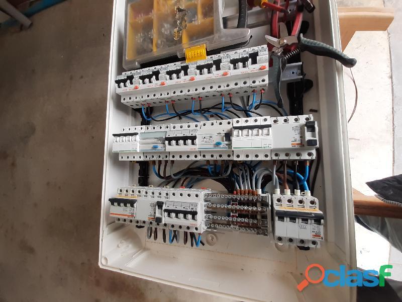 Empresa de fontanería,electricidad,clima y calefacción 11