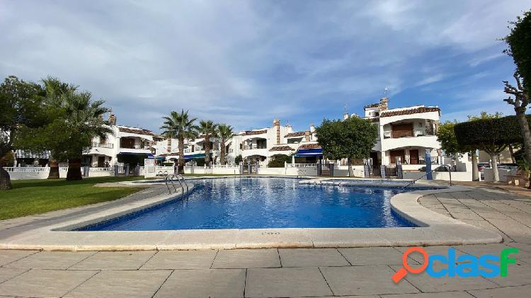 Apartamento en playa flamenca. piscina comunitaria