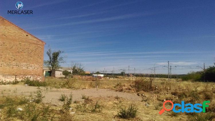 Terreno urbanizable en venta en paseo de la estacion, 69, yunquera de henares, guadalajara