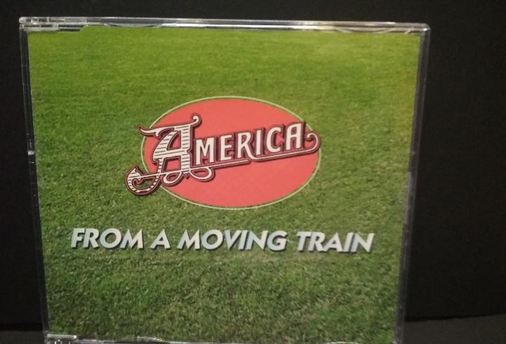 America from a moving train cd/sgle germany 2000 pdeluxe