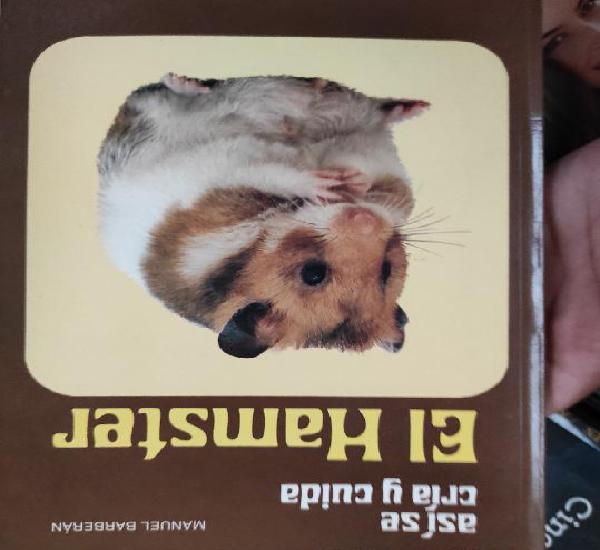Así se cría y cuida el hamster - manuel barberán -