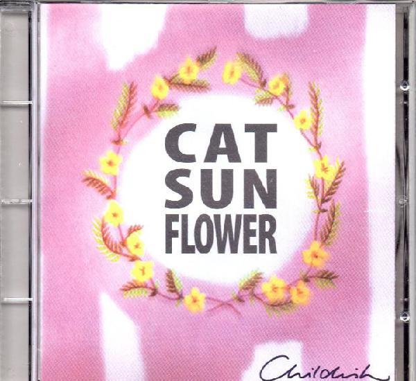Cat sun flower....childish