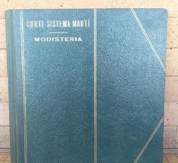 Corte sistema marti modisteria - curso corte y confección -