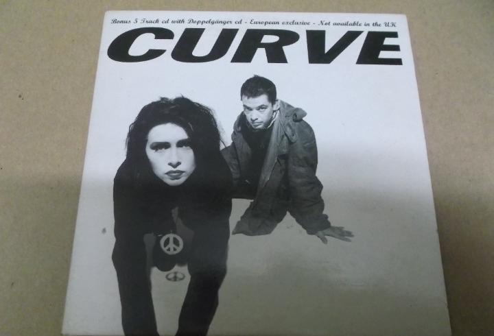 Curve (cd/single) die like a dog (5 tracks) año – 1991