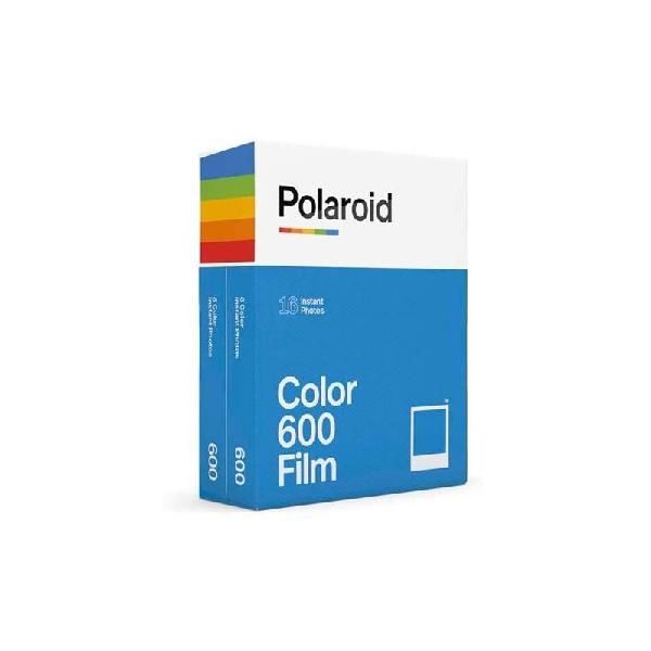 Comprar polaroid 1x2 originals 600 instant film color al