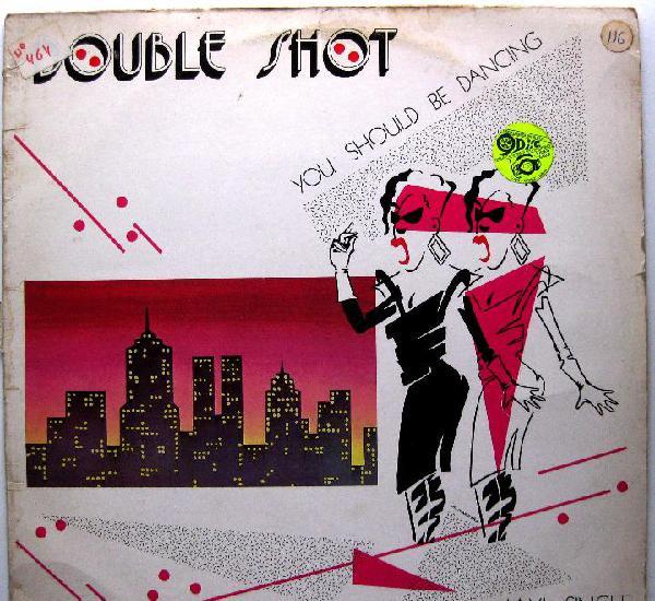 Double shot - you should be dancing - maxi zoco records 1985