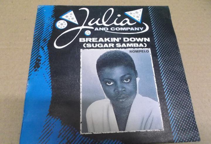 Julia and company (single) breakin' down año 1984 -