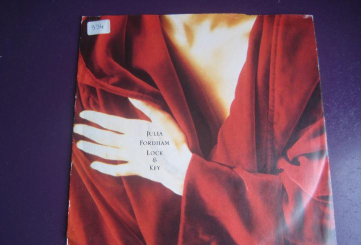 Julia fordham – lock and key - sg circa 1989 - synth