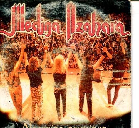 Medina azahara / necesito respirar (cd single carton promo