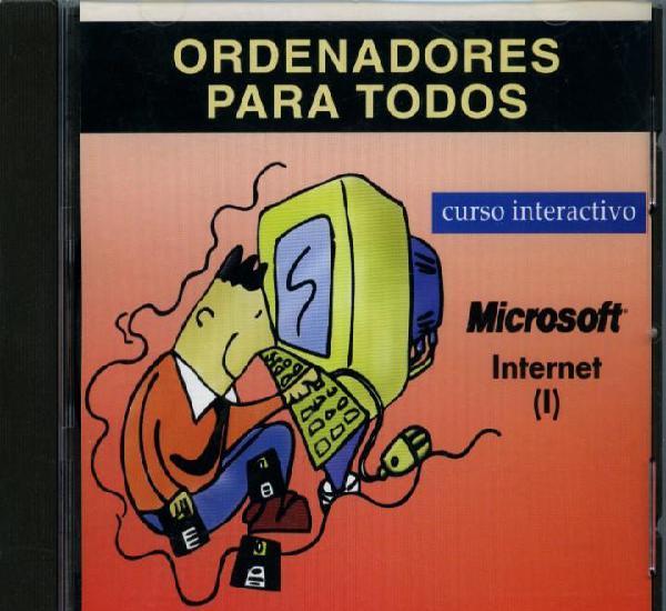Ordenadores para todos. curso interactivo. microsoft