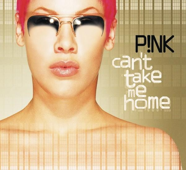 P!nk – can't take me home (cd, album) (2000)