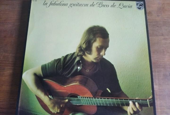 Paco de lucía - la fabulosa guitarra de paco de lucía *