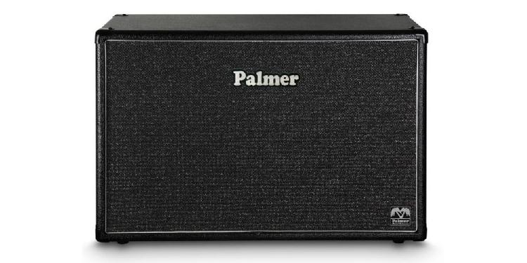 Palmer cab 212 v30 ob caja 2 x 12 con celestion vintage 30