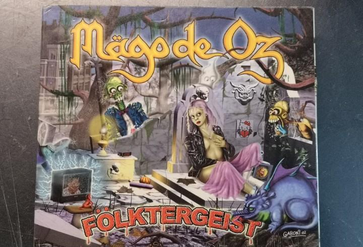 Mago de oz folktergeist 2 cd digipak