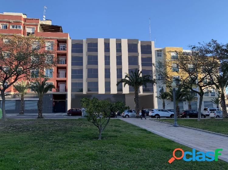 Atico de obra nueva, a la venta, en elche, zona cortes valencianas