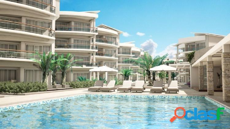 Apartamentos en playa coral