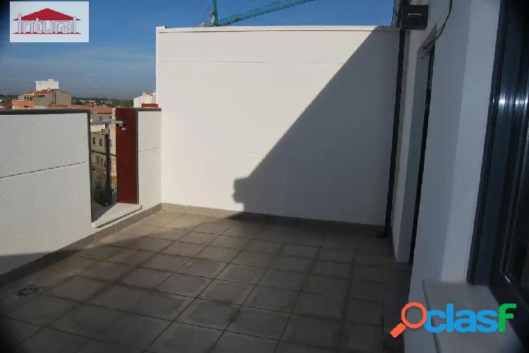 Ático en venta zona Carrefour/ San Pedro con terraza y garaje 1