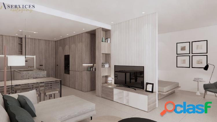 Bungalow planta baja o alta de 3 habitaciones y 2 baños
