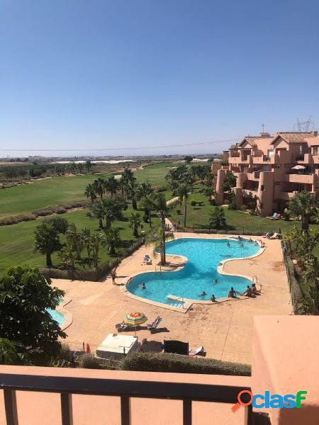 Fantástico apartamento en Mar Menor Golf Resort